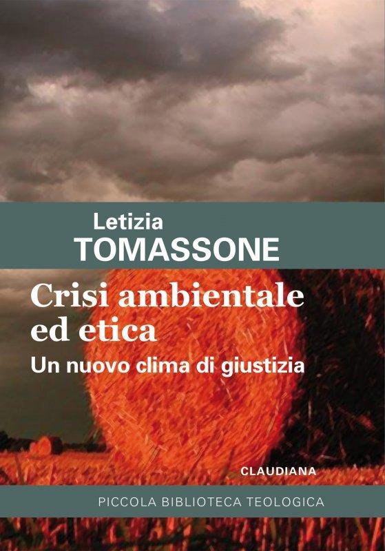 Copertina del libro Crisi etica ed ambientale